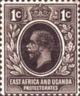 [King George V - New Watermark, Typ C15]
