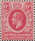 [King George V - New Watermark, Typ C17]