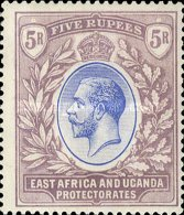 [King George V - New Watermark, Typ D11]