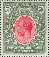 [King George V - New Watermark, Typ D12]