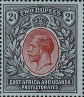 [King George V - See also No. 67-70, Typ D2]