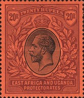 [King George V - See also No. 67-70, Typ D7]