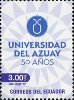 [The 50th Anniversary of the University of Azuay, Typ EQT]