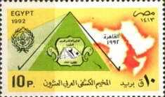[The 20th Arab Scout Jamboree, Typ AFN]