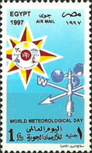 [Airmail - World Meteorological Day, Typ ALJ]