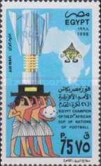 [Victory of Egypt in 21st African Nations Cup Football Championship, Typ AMY]