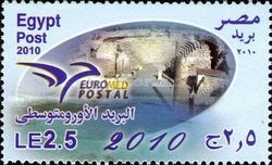 [Postal Conference - Euromed 2010, Typ BEH]