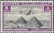 [Airmail - Airplane over Pyramids of Giza, type BK7]