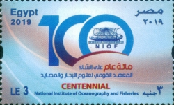 [The 100th Anniversary of the National Institute of Oceanography and Fisheries, Typ BLW]