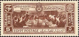 [Anglo-Egyptian Treaty, Typ BU]