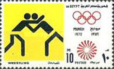 [Olympic Games - Munich, Germany, Typ IC]