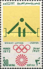 [Olympic Games - Munich, Germany, Typ IE]