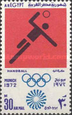 [Olympic Games - Munich, Germany, Typ IF]