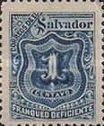 [Numeral Stamps - New Colours, Typ A16]