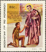 [The 100th Anniversary of St. Vincent de Paul Society of Sisters of Charity, Typ ALB]