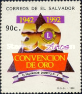 [The 50th Anniversary of Lions International in El Salvador, Typ ALC]