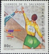 [Olympic Games - Barcelona, Spain, Typ ALS]