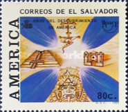 [America - The 500th Anniversary of Discovery of America by Columbus, Typ AMH]
