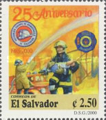 [The 25th Anniversary of National Fire Service, Typ AXK]