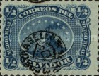 [No. 1-4 Overprinted - Dot Before and After