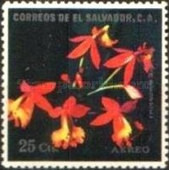 [Airmail - Orchids, Typ NV]