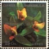 [Airmail - Orchids, Typ NZ]