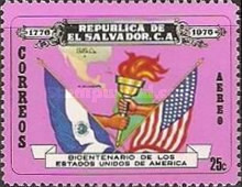 [Airmail - The 200th Anniversary of American Revolution, Typ OC1]