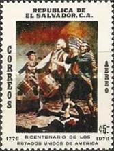 [Airmail - The 200th Anniversary of American Revolution, Typ OD1]