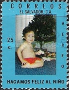 [Airmail - Christmas, Typ OR4]