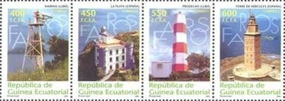 [Lighthouses, type ]