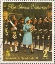 [The 25th Anniversary of the Reign of HRM The Queen Elizabeth II, тип AFL]