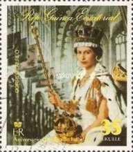 [The 25th Anniversary of the Reign of HRM The Queen Elizabeth II, тип AFS]