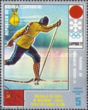 [Olympic Medalists - Sapporo, Japan, type AW]