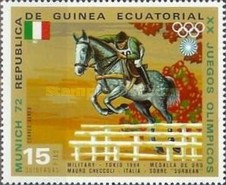 [Olympic Games - Munich, Germany, type CA]