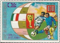 [Football World Cup - West Germany 1974, type FA]