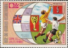[Football World Cup - West Germany 1974, type FG]
