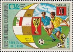 [Football World Cup - West Germany 1974, type FH]
