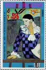 [Paintings by Pablo Picasso, 1881-1973, type GH]