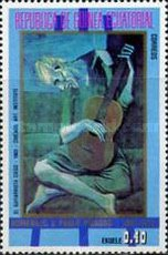 [Paintings by Pablo Picasso, 1881-1973, type GJ]