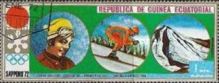 [Winter Olympic Games - Sapporo, Japan, type P]