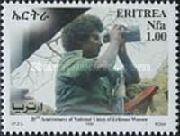 [The 20th Anniversary of National Union of Eritrean Women, Typ FR]