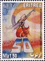 [The 50th Anniversary of Eritrean Armed Struggle, Typ JW]