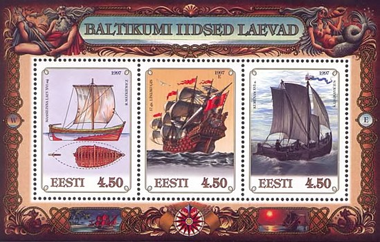 [Old Baltic Ships, Typ ]