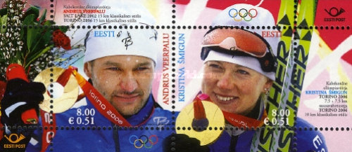 [Winter Olympic Winners - Turin, Italy, Typ ]
