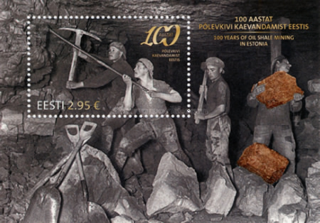 [The 100th Anniversary of Estonian Oil Shale Mining, Typ ]