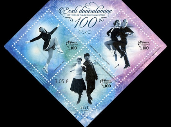 [The 100th Anniversary of Estonian Figure Skating, Typ ]