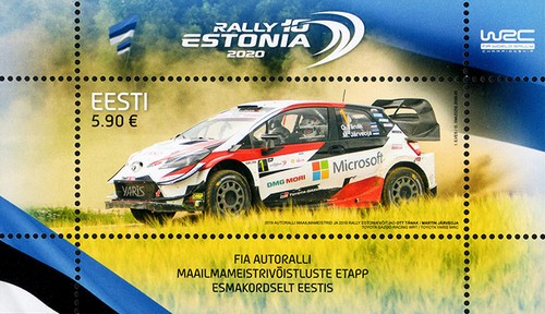 [WRC - Estonia Rally, Typ ]