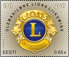 [The 100th Anniversary of Lions Clubs International, Typ AAI]