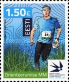 [Sports - World Orienteering Championship, Estonia, Typ AAQ]