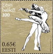 [The 100th Anniversary of the Estonian Ballet, Typ BAK]